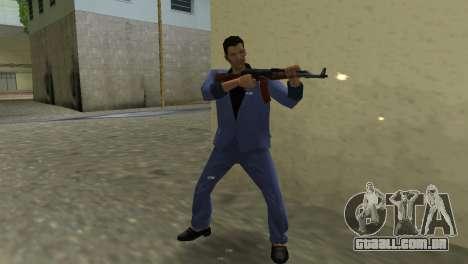 Kalashnikov Modernizado para GTA Vice City