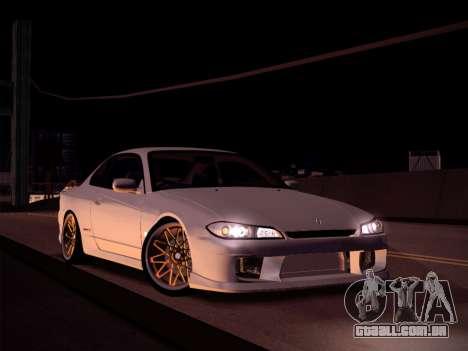 Nissan Silvia S15 Stanced para GTA San Andreas