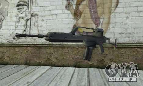 HK G36 para GTA San Andreas