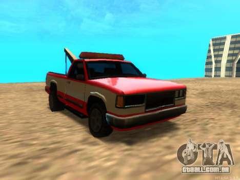 Novo Reboque (Yosemite) para GTA San Andreas