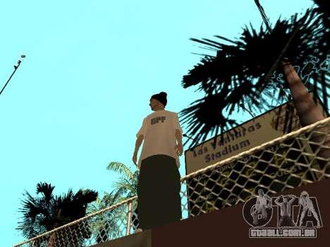 Pele Tracer FALHA Equipe para GTA San Andreas segunda tela