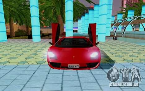 GTA 5 Pegassi Vacca para vista lateral GTA San Andreas