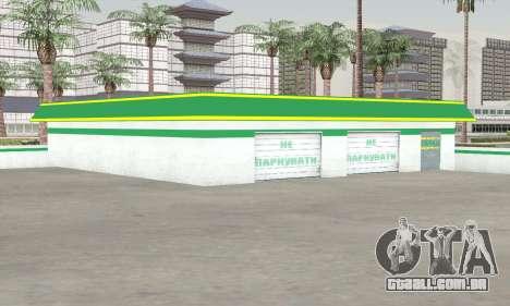 Preencher o estilo de todo o governo para GTA San Andreas segunda tela