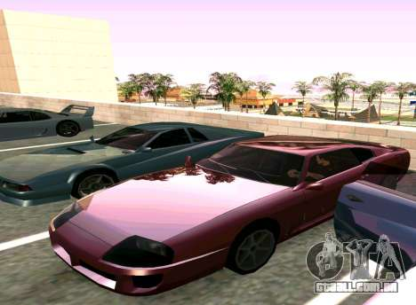 ENBSeries by Sup4ik002 para GTA San Andreas nono tela