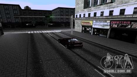 New Roads v3.0 Final para GTA San Andreas quinto tela