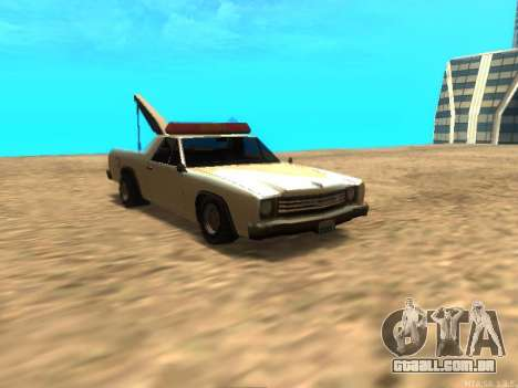 Novo Reboque (Picador) para GTA San Andreas