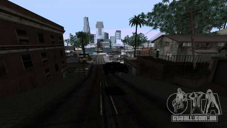 New Roads v1.0 para GTA San Andreas sétima tela