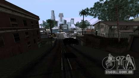 New Roads v1.0 para GTA San Andreas sétima tela