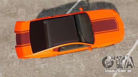 GTA V Vapid Dominator wheels v2 para GTA 4 vista direita