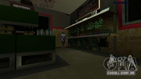 HD imunizar para GTA San Andreas terceira tela