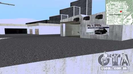 New Wang Cars para GTA San Andreas quinto tela