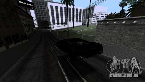 New Roads v1.0 para GTA San Andreas oitavo tela
