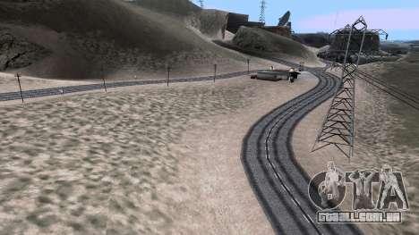 New Roads v3.0 Final para GTA San Andreas sexta tela