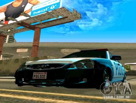 ENBSeries by Sup4ik002 para GTA San Andreas segunda tela