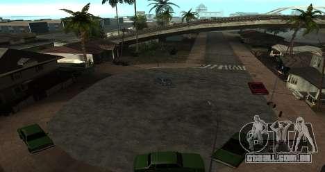 ENB Series for SA:MP para GTA San Andreas oitavo tela