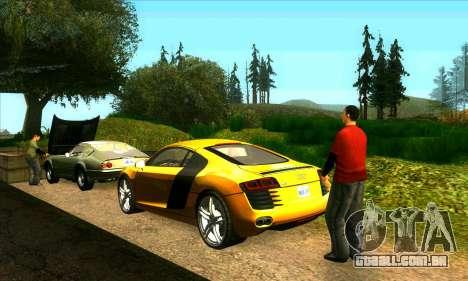 Situação de vida v2.0 para GTA San Andreas terceira tela