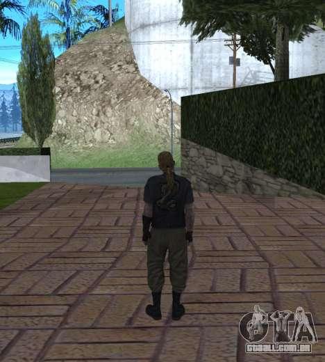 New Wmycr para GTA San Andreas segunda tela
