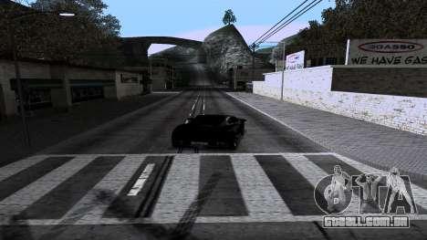 New Roads v1.0 para GTA San Andreas segunda tela