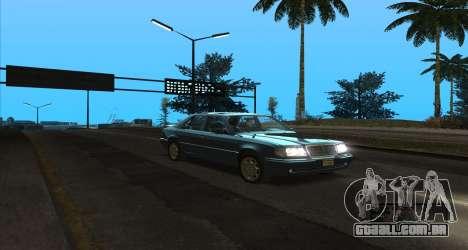 ENB Series for SA:MP para GTA San Andreas segunda tela