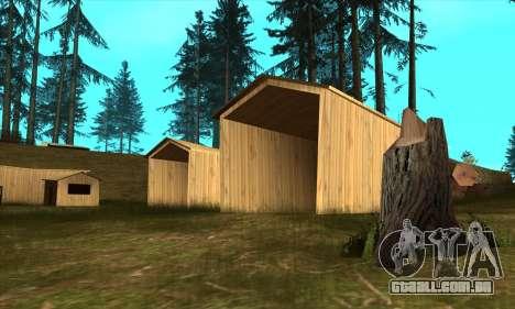 Casas novas no PANOPTICON para GTA San Andreas