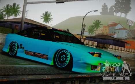 Nissan 240SX Drift Stance para GTA San Andreas