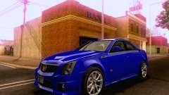 Cadillac CTS-V Sedan 2009-2014 para GTA San Andreas