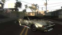 Elegy Fail Crew by Black para GTA San Andreas