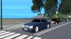 GAZ 31105 KTA para GTA San Andreas