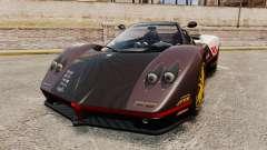 Pagani Zonda C12 S Roadster 2001 PJ4