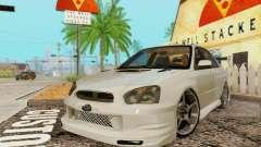 Subaru Impreza WRX Estoque