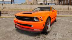 GTA V Vapid Dominator wheels v2