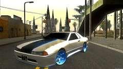 Elegy Neli para GTA San Andreas