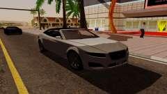 GTA 5 Lampadati Felon GT V1.0 para GTA San Andreas