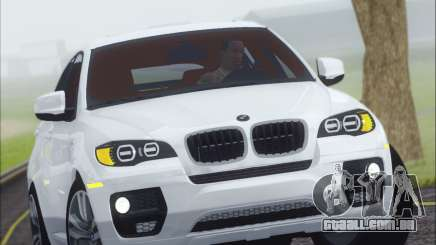 BMW X6 M 2013 Final para GTA San Andreas