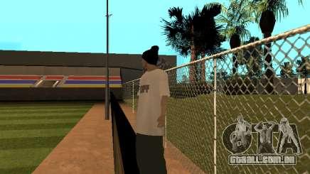 Pele Tracer FALHA Equipe para GTA San Andreas
