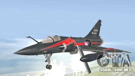 Dassault Mirage 2000-C para GTA San Andreas