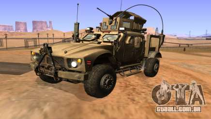 M-ATV из Call of Duty: Ghosts para GTA San Andreas