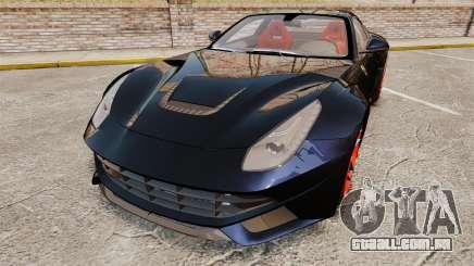 Ferrari F12 Berlinetta Novitec Rosso N-Largo para GTA 4