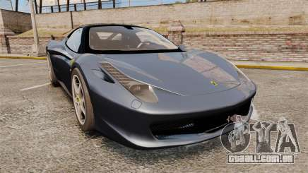 Ferrari 458 Italia para GTA 4