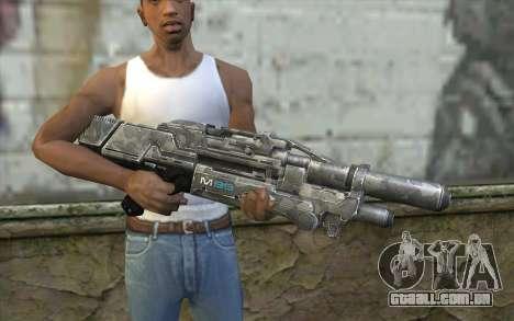 O Sabre para GTA San Andreas terceira tela