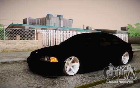 BMW 318 Ci 34 UNL 58 para GTA San Andreas