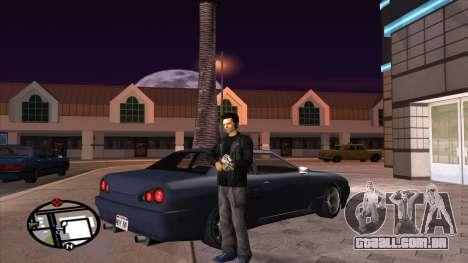 Retexture calças de Binco para GTA San Andreas terceira tela