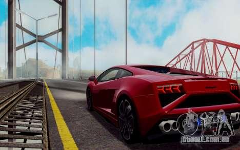 ENBSeries para PC fraco v2 [SA:MP] para GTA San Andreas sexta tela