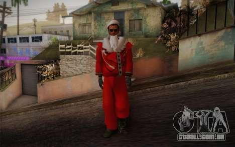 Santa Sam para GTA San Andreas