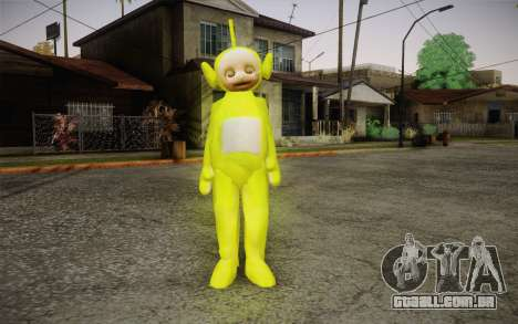 Despi (Teletubbies) para GTA San Andreas