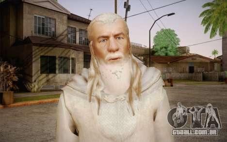 Gandalf para GTA San Andreas terceira tela