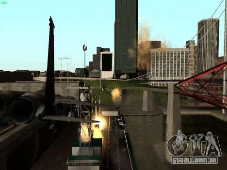 ENB Series by Makar_SmW86 [SAMP] para GTA San Andreas terceira tela