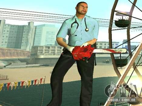 Pack Medic para GTA San Andreas sétima tela