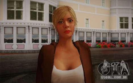 Tracey De Santa para GTA San Andreas terceira tela