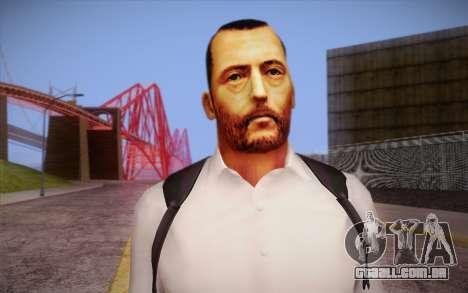 Leon the Professional para GTA San Andreas terceira tela
